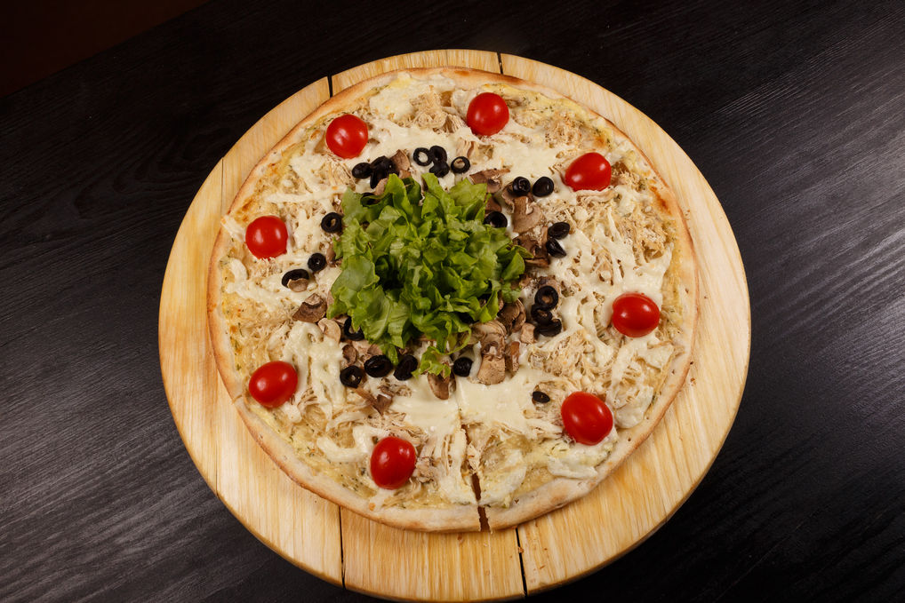 Пицца Аглио