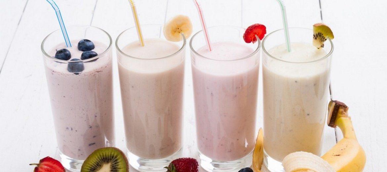 Молочный коктейль классический / со взбитыми сливками